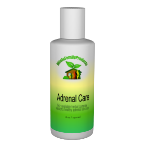 WFP Adrenal Care-adrenal care