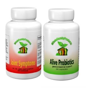 WFP Alive Pro Joint Pack-alive probiotics, joint systems